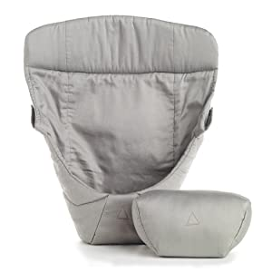 Ergobaby infant insert collection original (3.2 - 5.5 kg), Grey