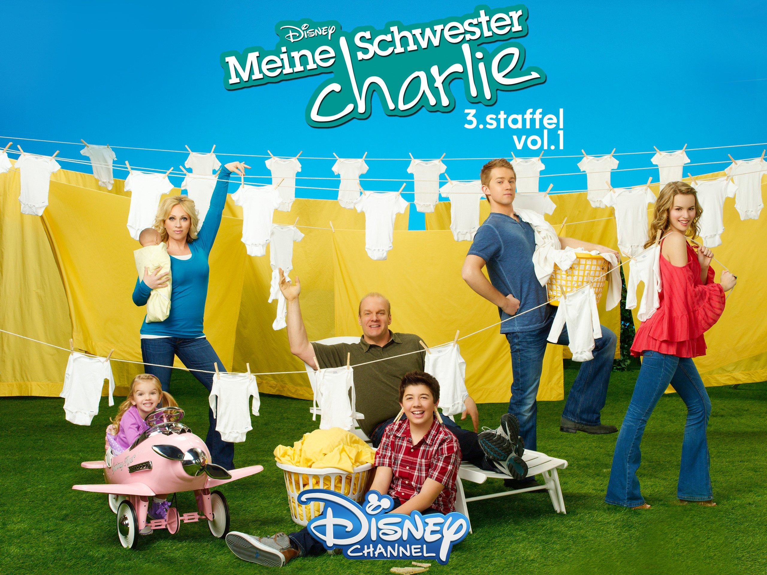 Amazon De Meine Schwester Charlie Staffel 3 Teil 1 Ansehen Prime Video