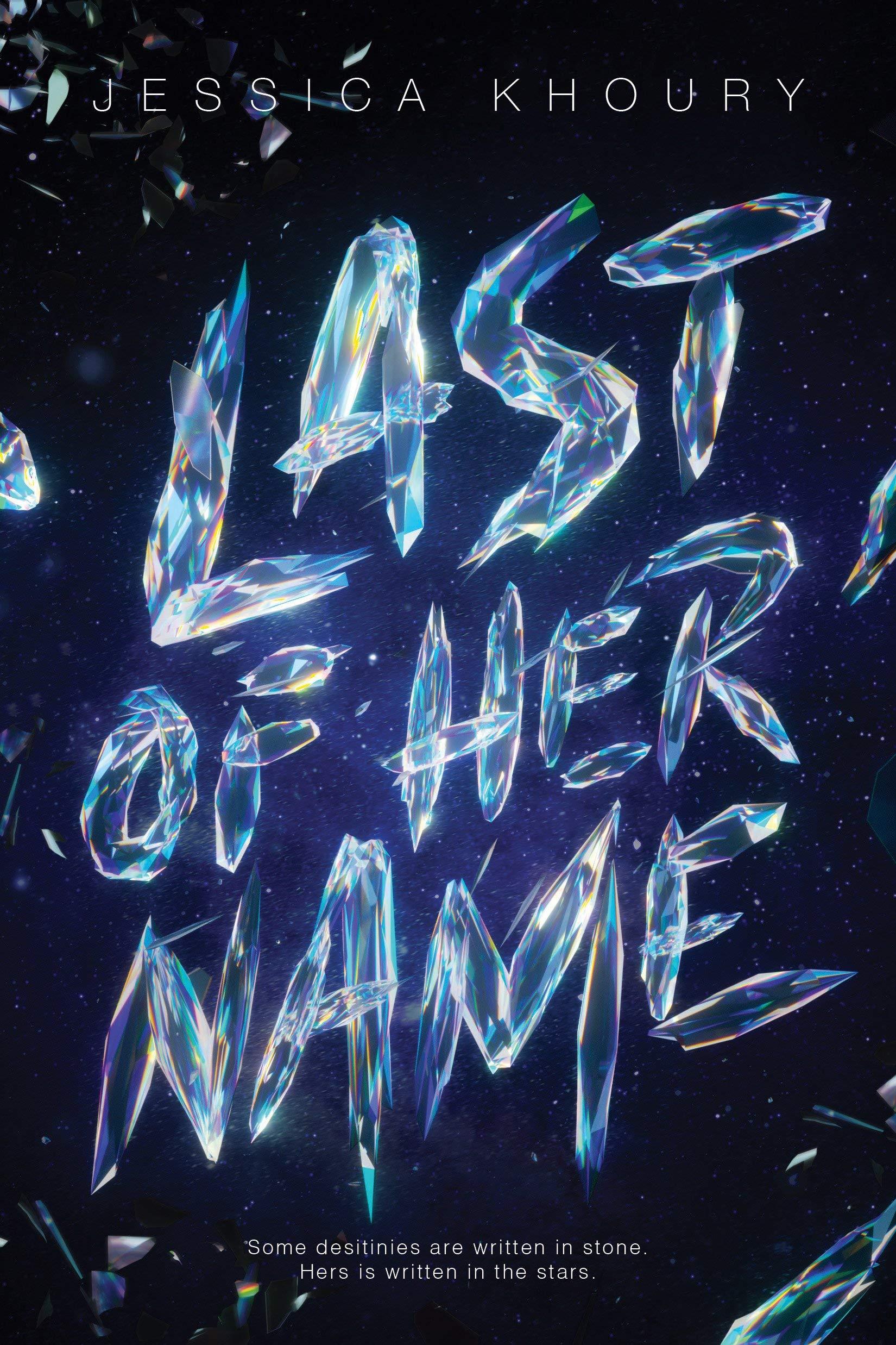 Amazon.com: Last of Her Name (9781338243369): Khoury, Jessica: Books