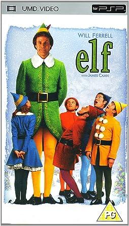 Elf Umd Mini For Psp Amazon Co Uk Will Ferrell Edward Asner
