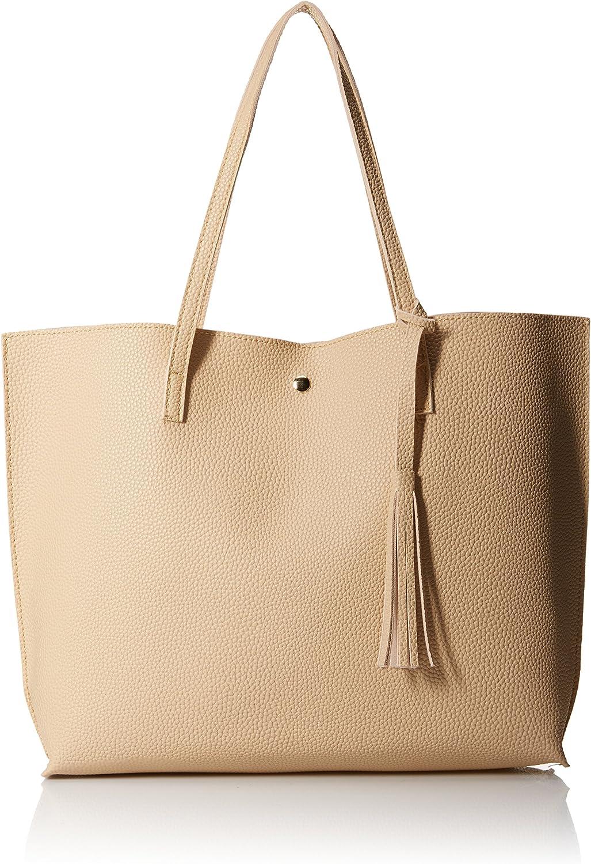 Ladies Fashion Ladies Large Tote Bag for Women Faux Leather Laptop Handbag