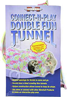 Marshall Double Fun Ferret Tunnel  sc 1 st  Amazon.com & Amazon.com : Marshall Ferret Tent : Pet Beds : Pet Supplies