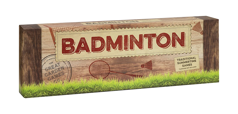 Professor Puzzle Badminton 4 Player Set Amazon Toys Games