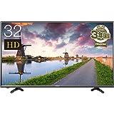 ハイセンス 32V型 液晶 テレビ HJ32K3121 ハイビジョン 外付けHDD裏番組録画対応  2017年モデル