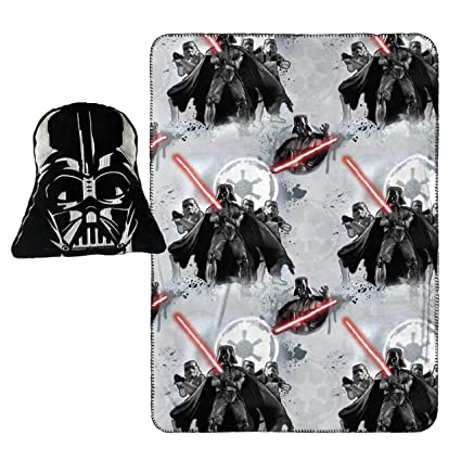 18241c3b Amazon.com: Star Wars Darth Vader Nogginz Character Pillow with 40