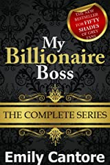My Billionaire Boss: The Complete Series (A BDSM Erotic Romance) Kindle Edition