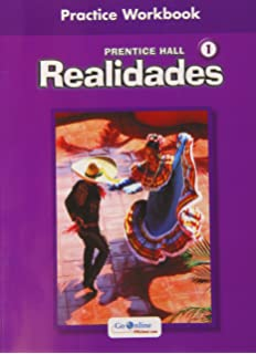 Amazon realidades level 2 english and spanish edition realidades 1 practice workbook fandeluxe Gallery