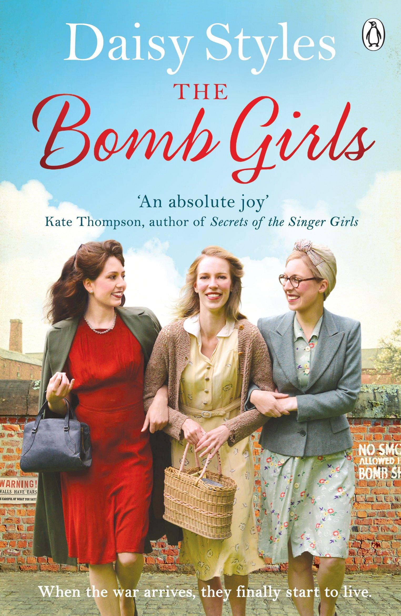 The bomb girls bomb girls 1 amazon daisy styles the bomb girls bomb girls 1 amazon daisy styles 9781405926171 books fandeluxe Choice Image