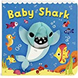 Little learners Baby Shark (Finger Puppet Board Book) (Finger Puppet Book)