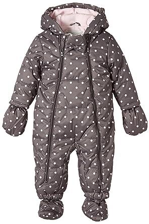 shopping separation shoes designer fashion Tom Tailor Kids Baby Girls' Sweet Dot Overall/409 Snowsuit ...