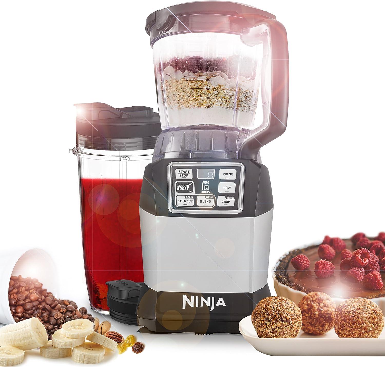 Sistema de cocina Ninja Nutri con Auto IQ BL490UK (Producto con ...