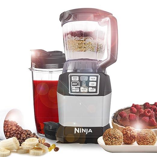 Sistema de cocina Ninja Nutri con Auto IQ BL490UK (Producto con enchufe de UK)