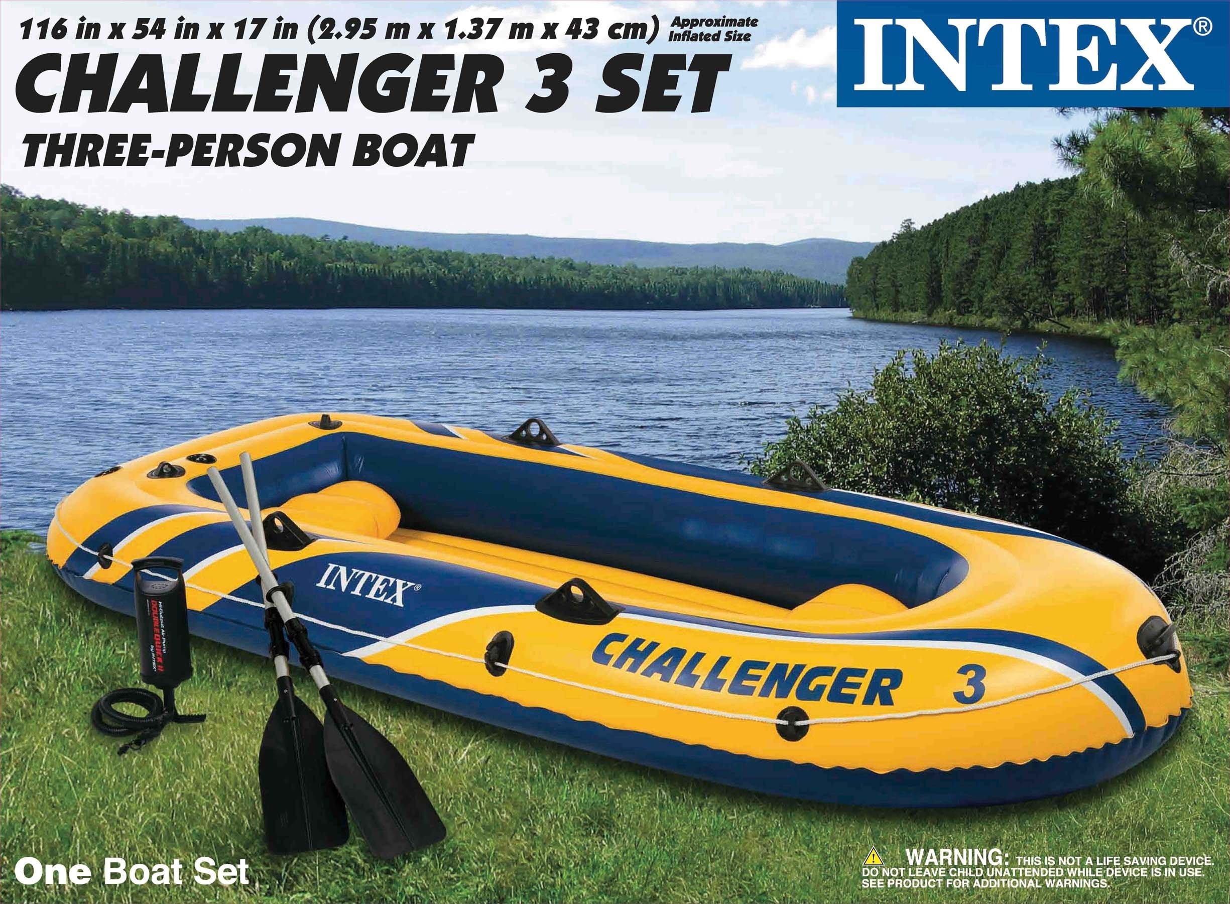 Intex Challenger 300 Set