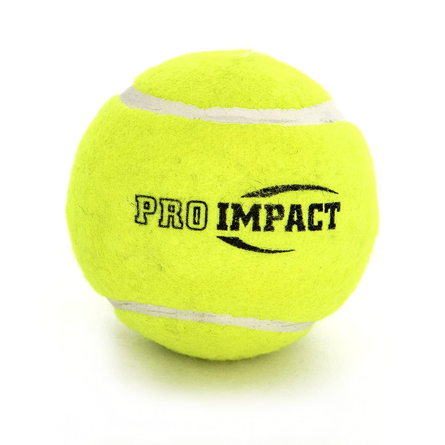 Pro Impact Cricket 6 Tennisbälle (Heavy Duty – Speziell für Cricket) Pro Impact Sports