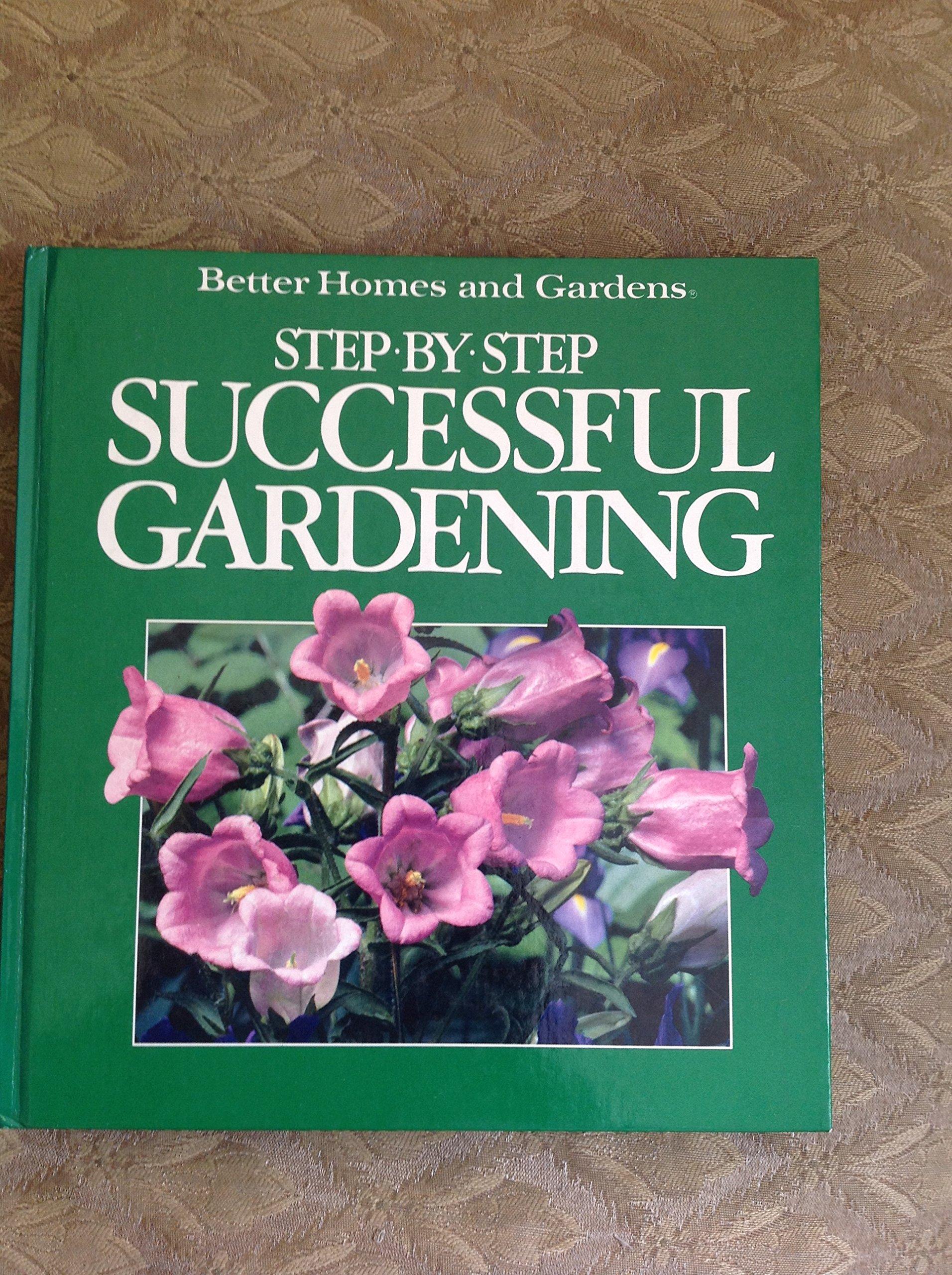 Shade Gardens; Step-by-Step Successful Gardening