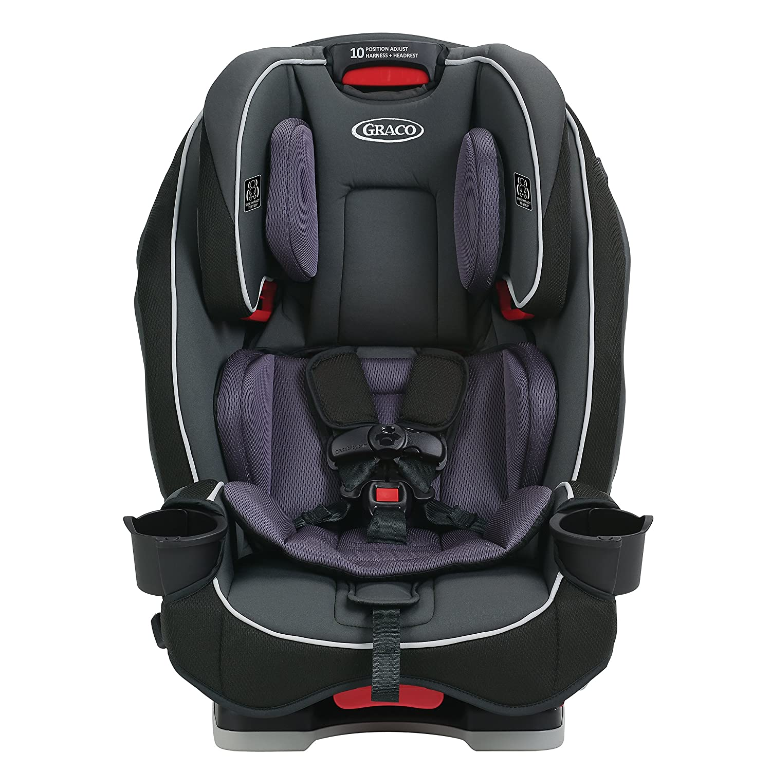 Amazon Graco SlimFit 3 In 1 Convertible Car Seat Annabelle Baby