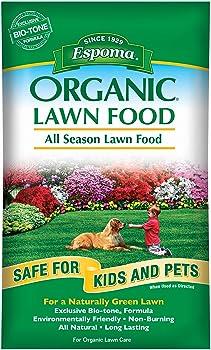 Espoma Organic All Season Organic Lawn Fertilizer