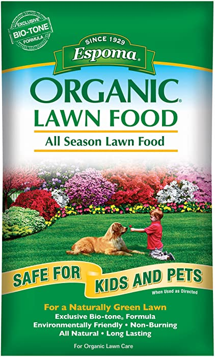 Top 10 Espoma Organic All Season Lawn Food