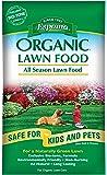 Espoma EOLF28  Organic All Season Lawn Food, 28-Pound