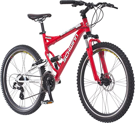 side facing schwinn protocol 1.0 mountain bike