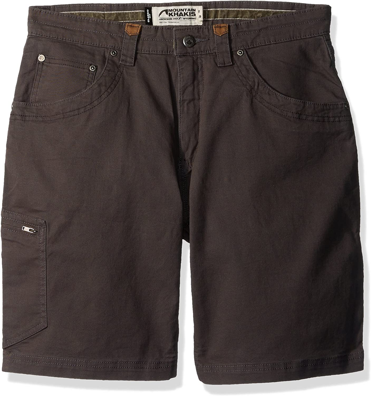 Mountain Khakis Men's Camber 107 Short Classic Fit