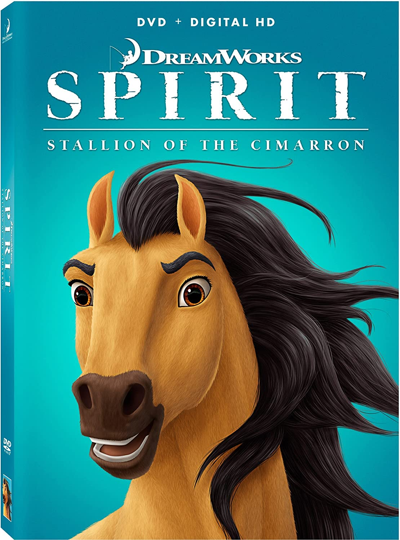 amazon com spirit stallion of cimarron w icons oring james