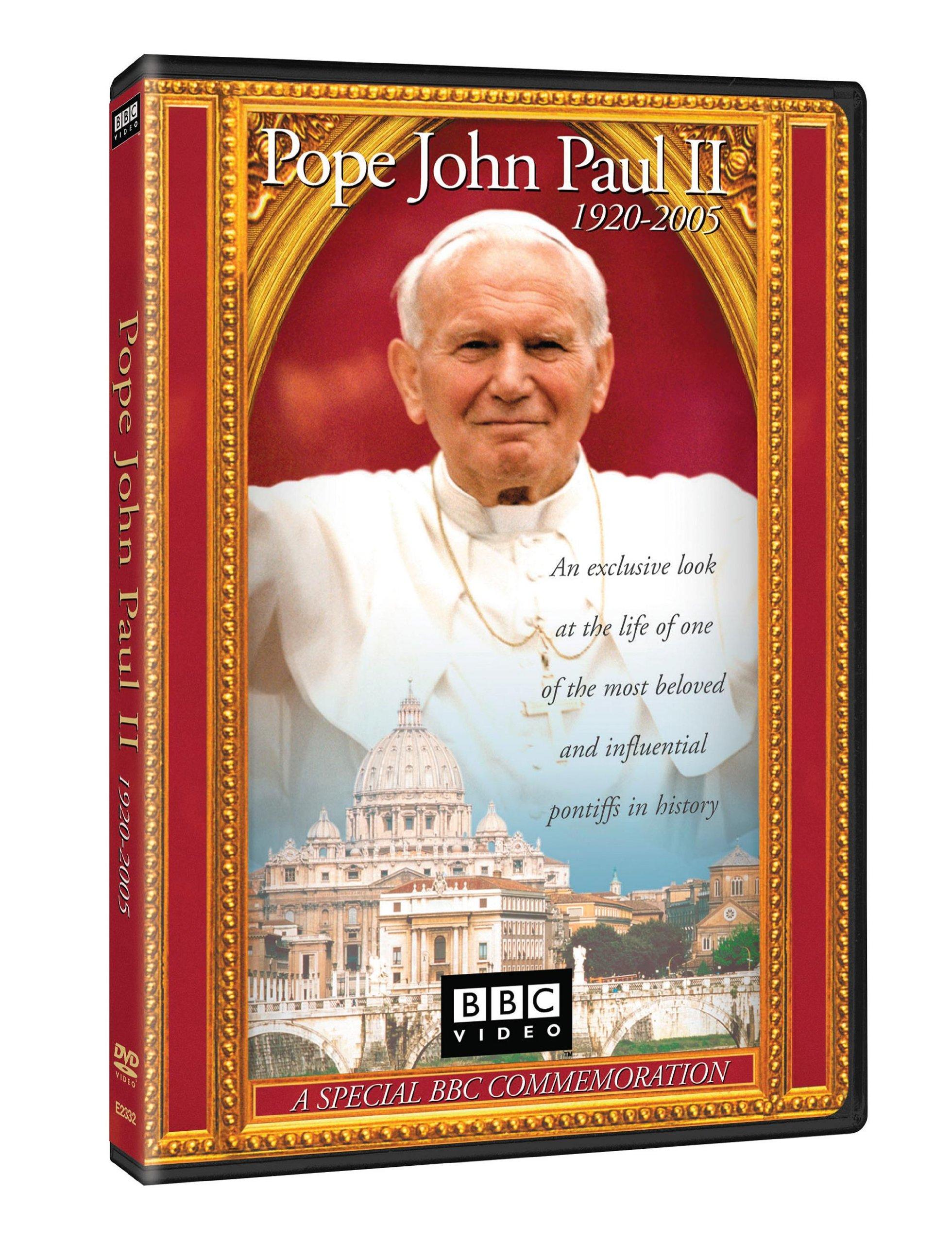DVD : Pope John Paul Ii 1920-2005 (DVD)