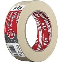 Kip Tape 205-35 fijne crêpe – professionele schildercrêpe – geïmpregneerde afplakband voor het verven en lakken – 36 mm…