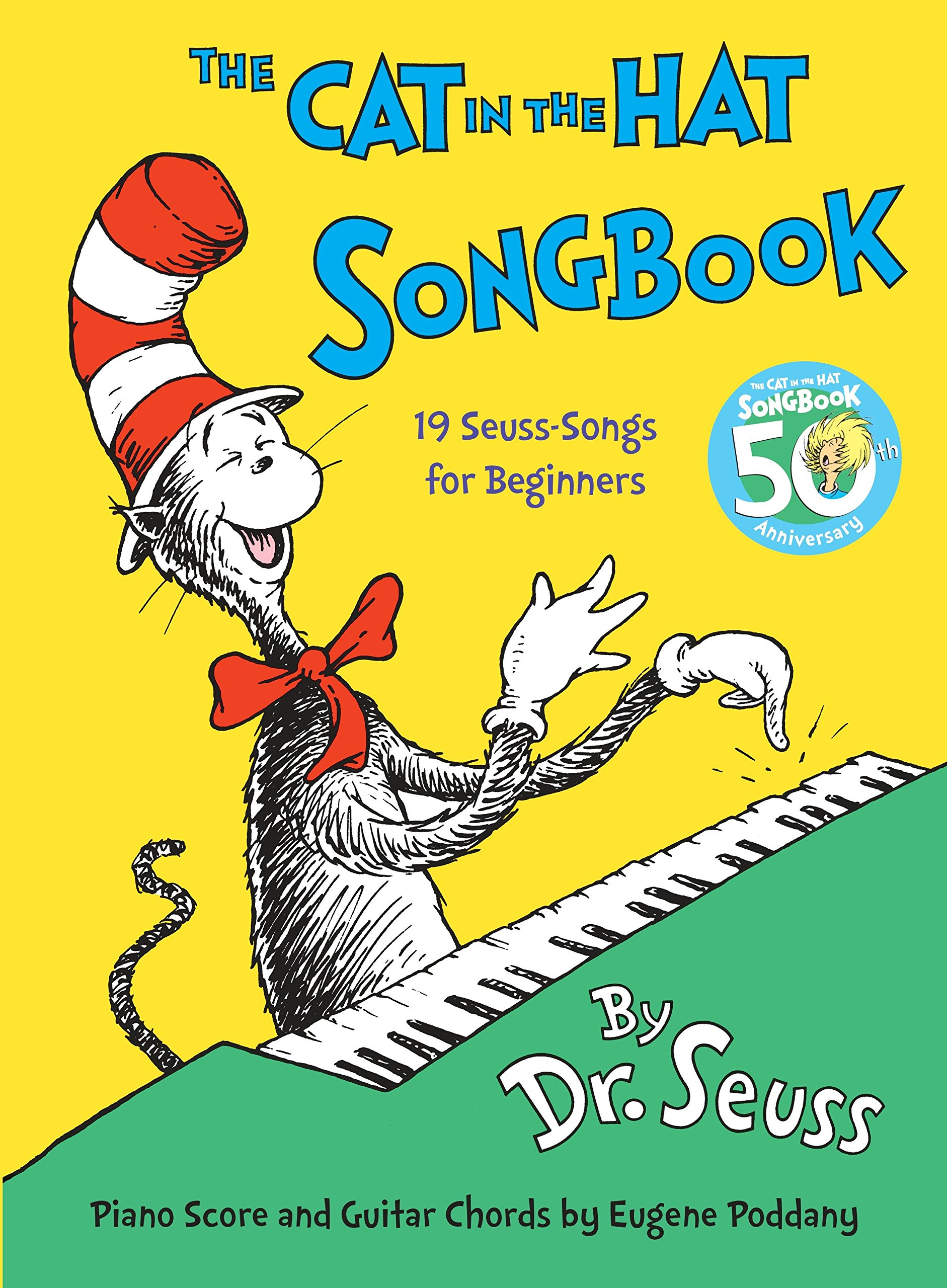 The Cat In The Hat. Song Book (Classic Seuss)