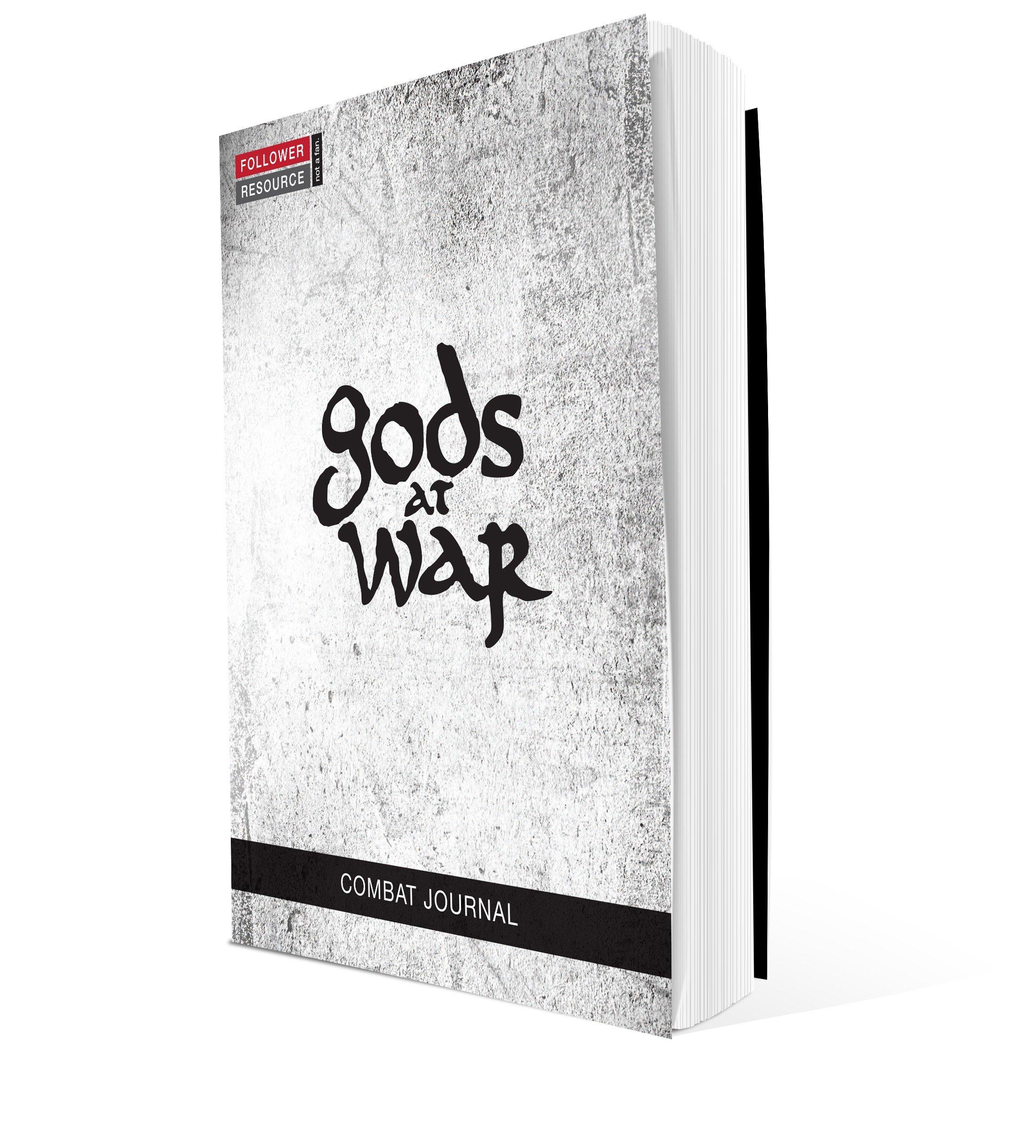 Download Gods at War Combat Journal PDF