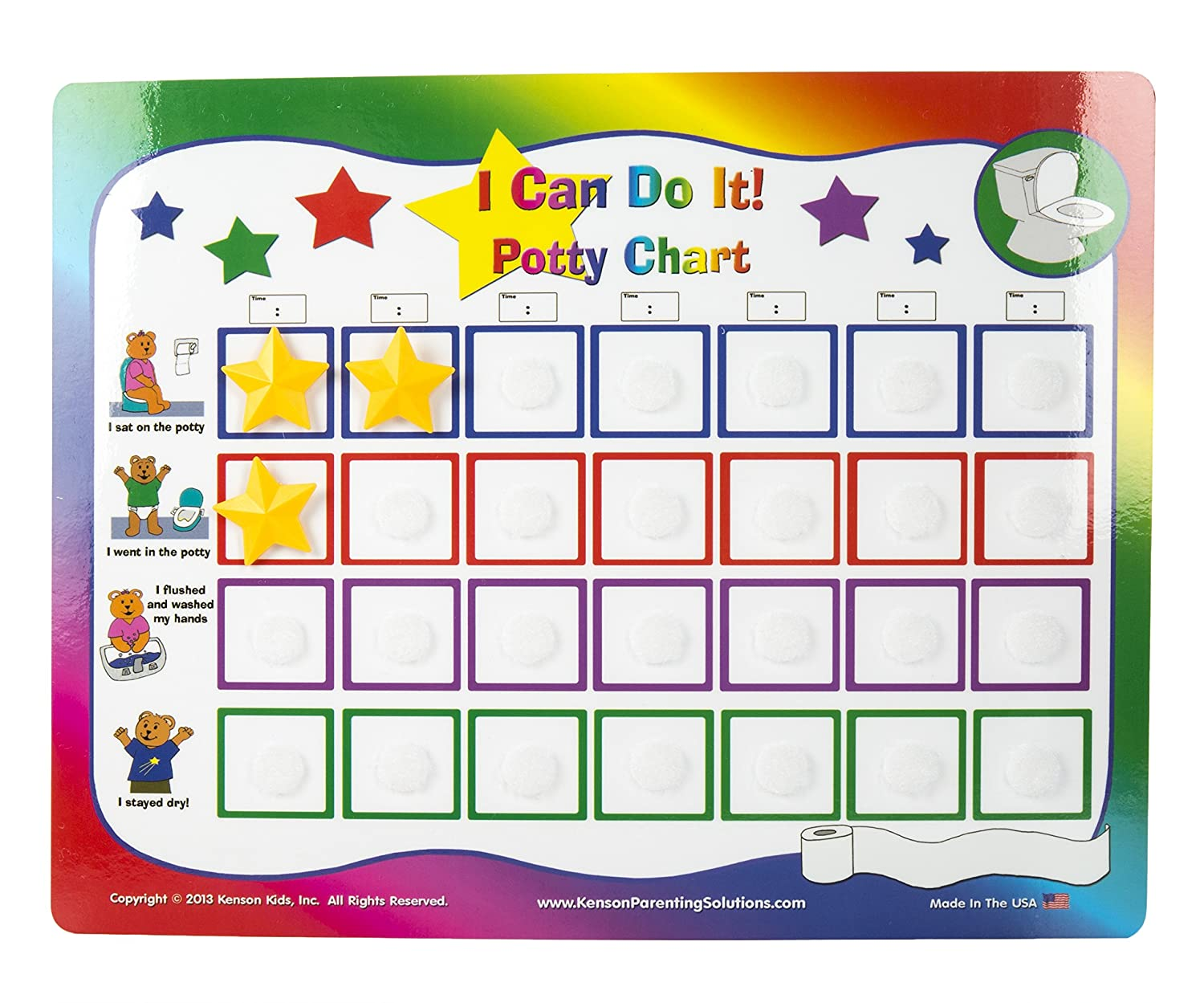 daily potty training chart oyle kalakaari co