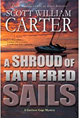 A Shroud of Tattered Sails: An Oregon Coast Mystery (Garrison Gage Series Book 4) Kindle Edition
