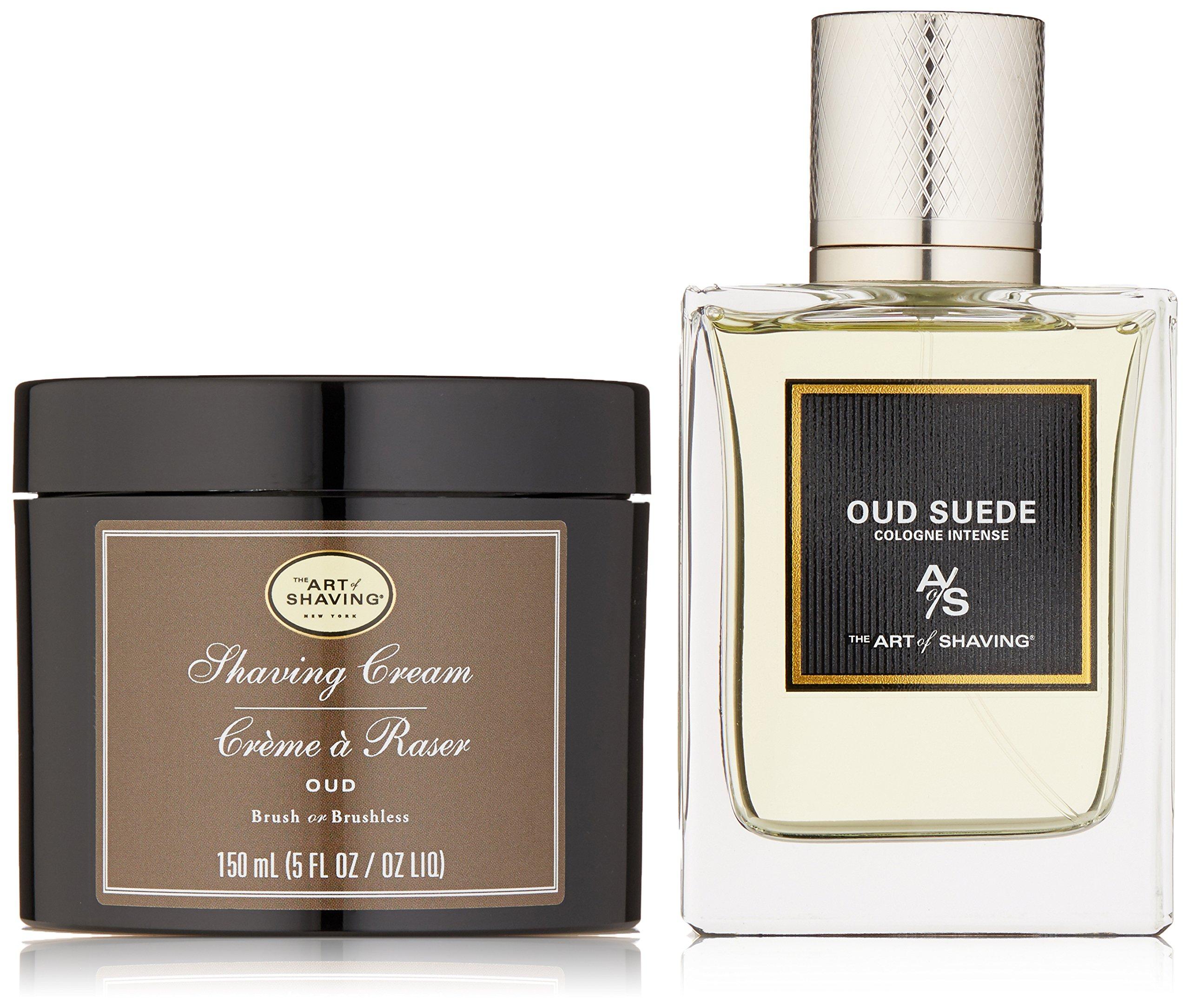 The Art of Shaving 2 Piece Fragrance Gift Set, Oud by The Art of Shaving