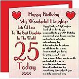 Happy 30th Birthday Daughter Poem Jumbo Fridge Magnet Ideal Keepsake Gift M14 Lisasgiftsforyou