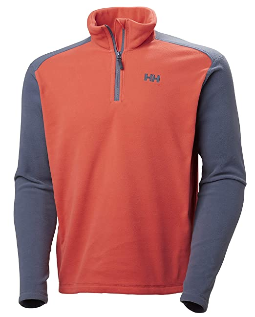 billiga priser speical-erbjudande ny stil Helly Hansen Daybreaker 1/2 Zip Fleece Sweater for Men, with ...