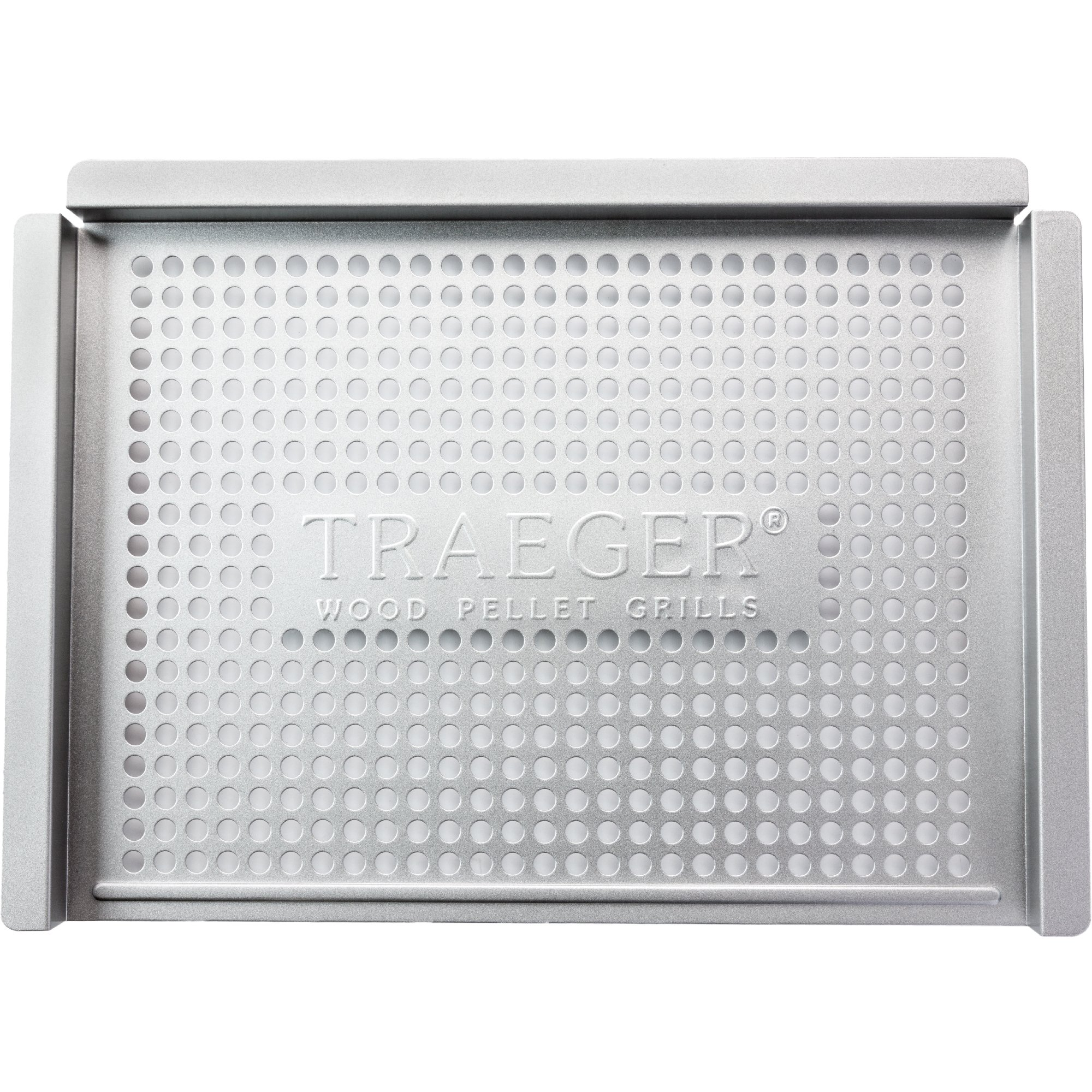 Traeger Grills BAC273 Stainless Steel Grill Basket by Traeger