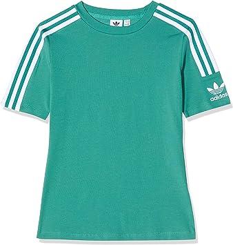 adidas Tight tee Camiseta de Manga Corta, Mujer, Verde (Future Hydro F10/White), 36: Amazon.es: Deportes y aire libre
