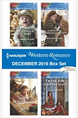 Harlequin Western Romance December 2016 Box Set: An Anthology Kindle Edition