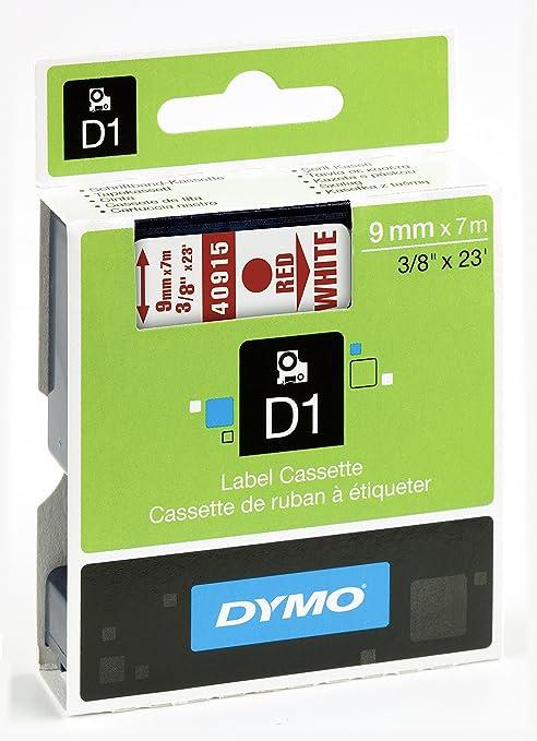 86 opinioni per Dymo D1 etichette autoadesive per stampanti LabelManager, rotolo da 9 mm x 7 m,