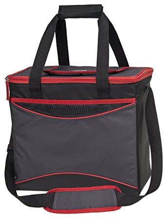 Igloo Collapse Cool 36 Tech Basic, Black Red, 36 Cans