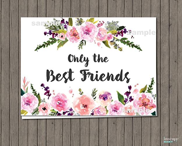 pack of 6 cards pregnancy announcement card only the best friends get promoted - Baby Announcement Cards