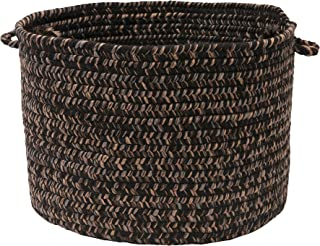 product image for Colonial Mills Hayward Utility Basket, 14 by 10-Inch, Black