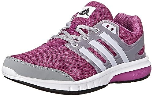e926f3e8df Adidas Performance Galaxy Elite W scarpa da corsa, Lucky colore rosa ...