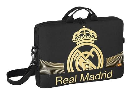 Amazon.com: Real Madrid Authentic La Liga Laptop Bag GD ...