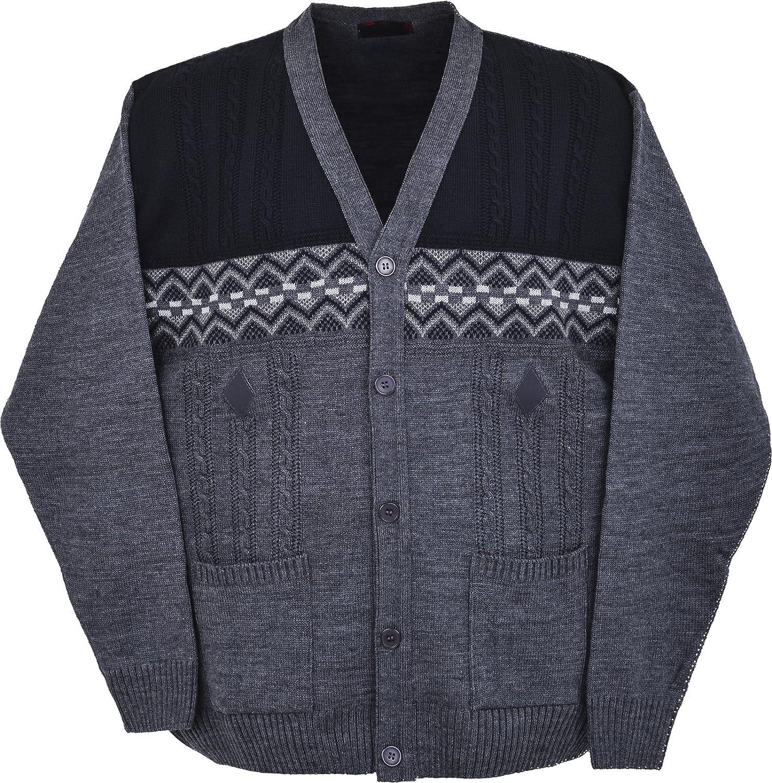 Manufacturer Size: X-Large 16+ Years Black Trutex Boys 100/% Cotton V Neck Jumper