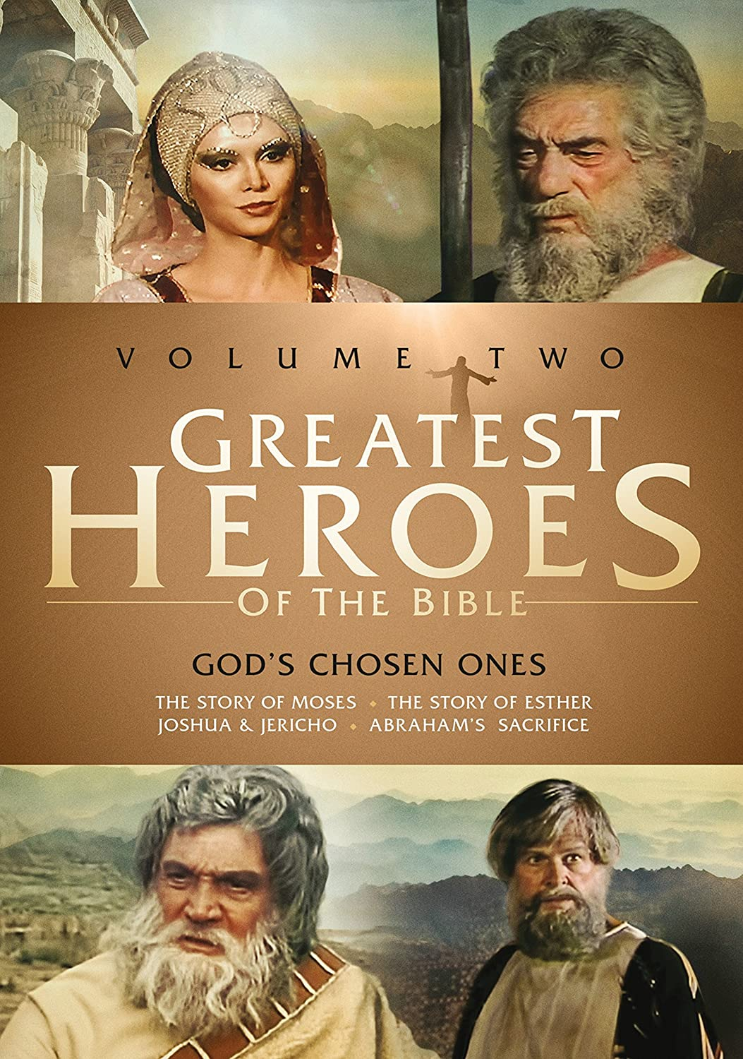 amazon com greatest heroes of the bible volume two god u0027s