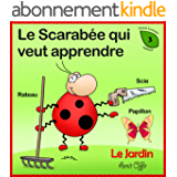 Dictionnaire Pour Enfants: Le Jardin (Apprendre le Français t. 3)