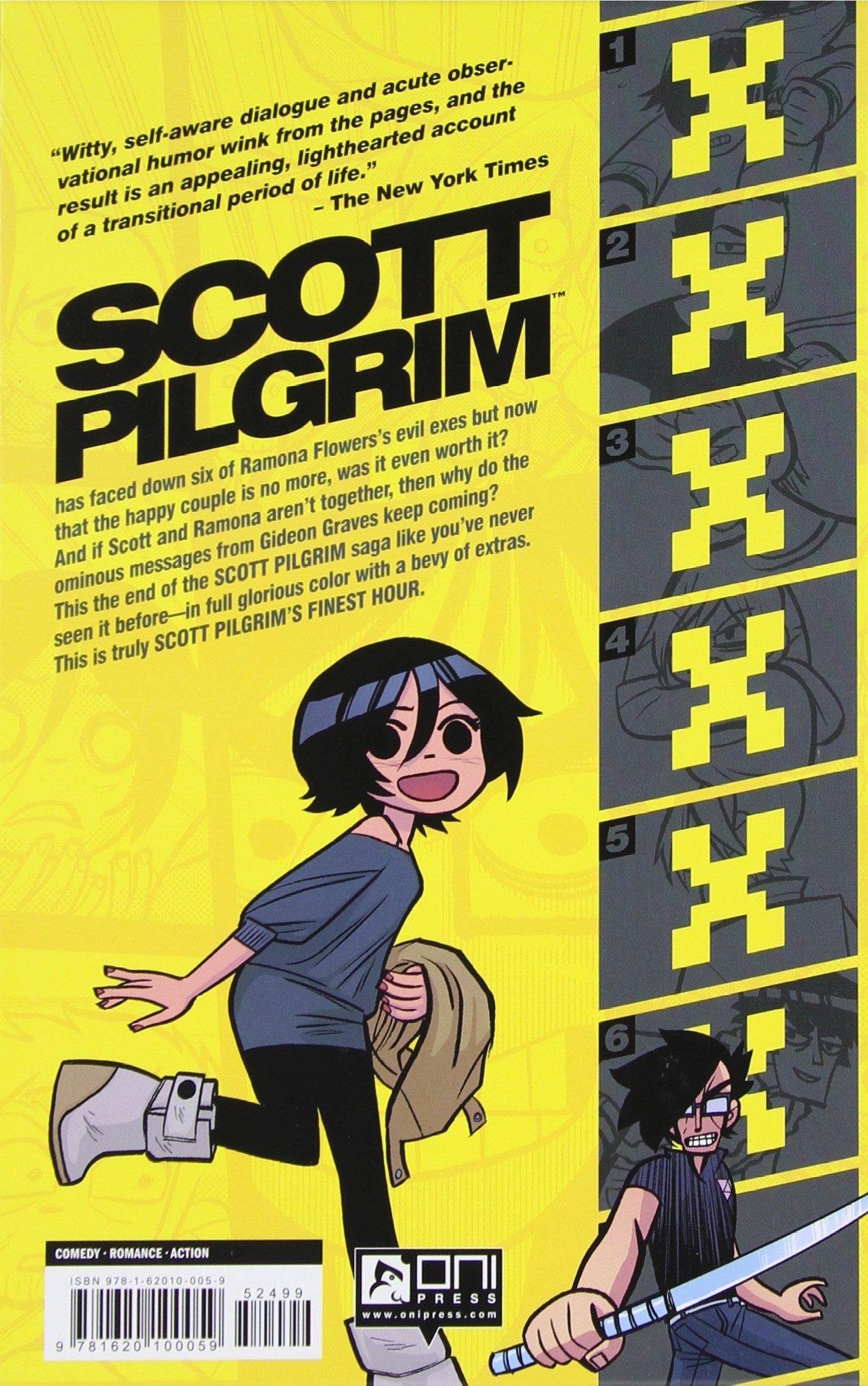 Scott Pilgrim Vol. 6: Scott Pilgrim\'s Finest Hour: Bryan Lee O ...