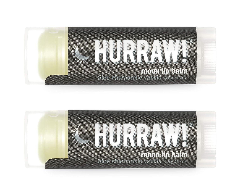 Hurraw moon lip balm
