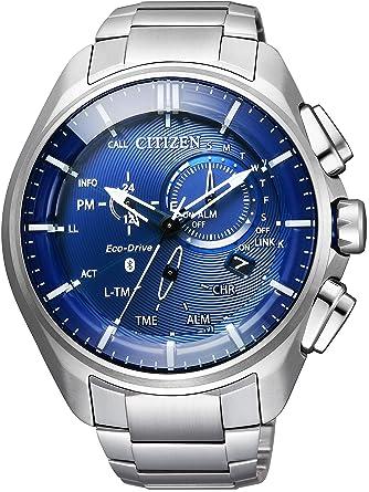 ad3f55cce5 [シチズン]CITIZEN 腕時計 エコ・ドライブ Bluetooth スーパーチタニウムモデル BZ1040-50L メンズ